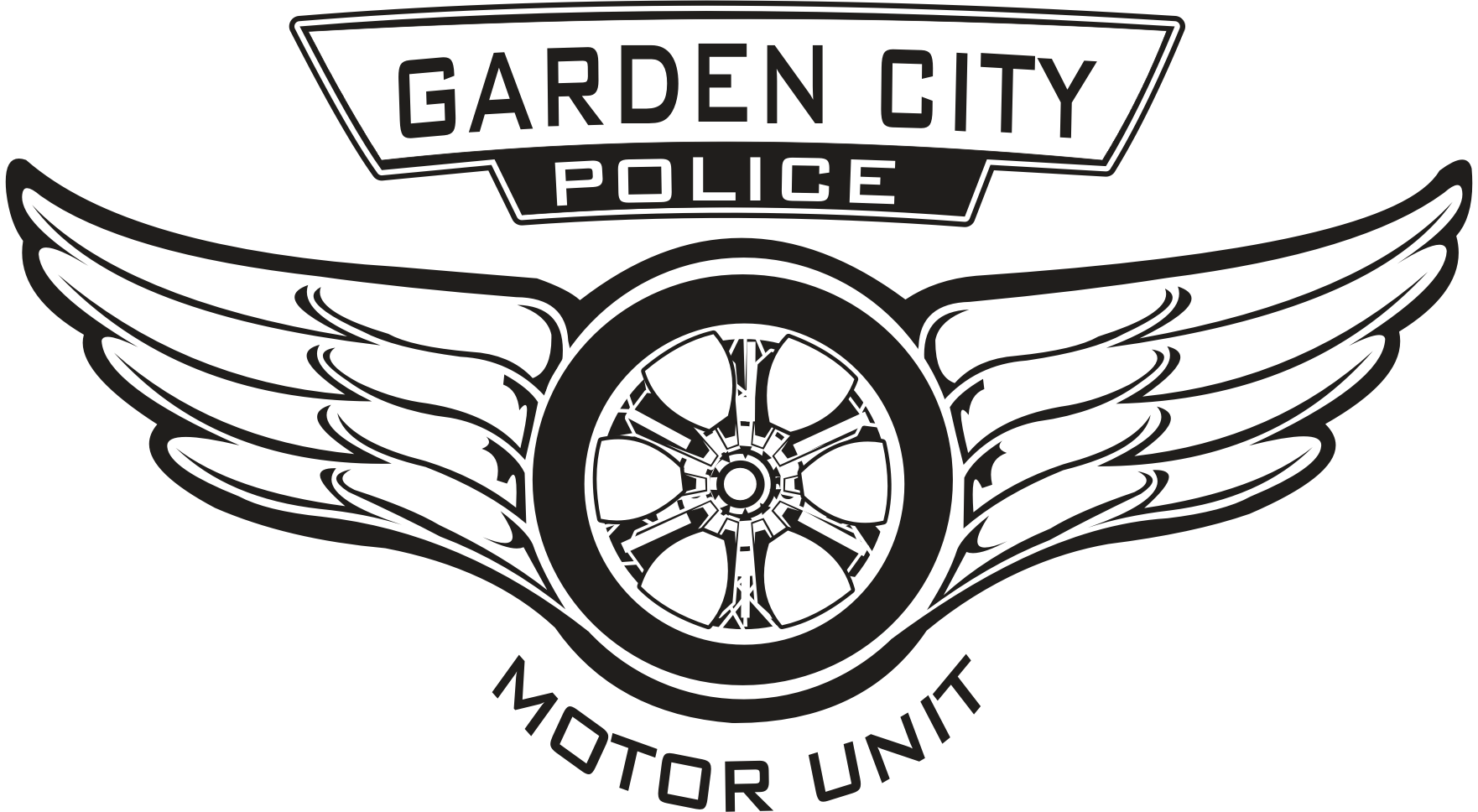GCPD Motor Unit 2016 Victory Wheel White